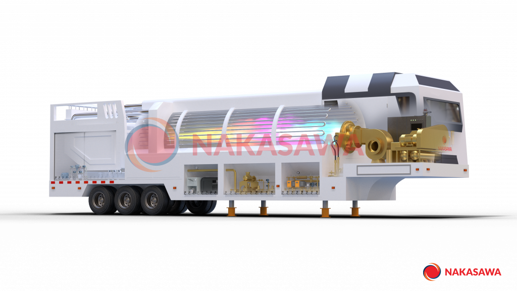 nakasawa's generator technology